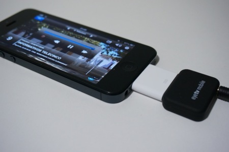 eyeTV mobile iPhone5 noticias