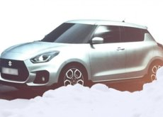 Motor turbo y más sabor deportivo para el próximo Suzuki Swift Sport