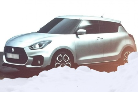 Motor turbo y más sabor deportivo para el próximo Suzuki Swift Sport