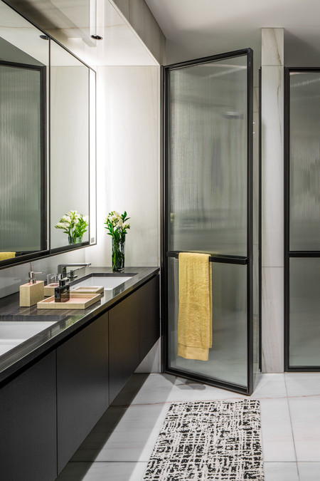 One57 Luxury Condo Master Bathroom 1