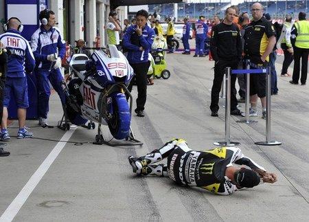 MotoGP 2010: el rompecabezas del sustituto de Rossi se va completando