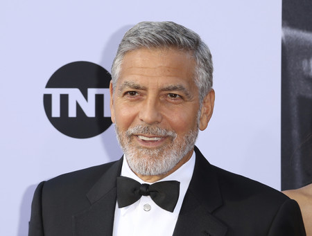 George Clooney Y Kirsten Dunst2