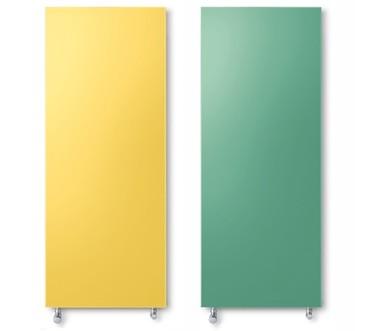 Los radiadores de Runtal en los colores de Le Corbusier