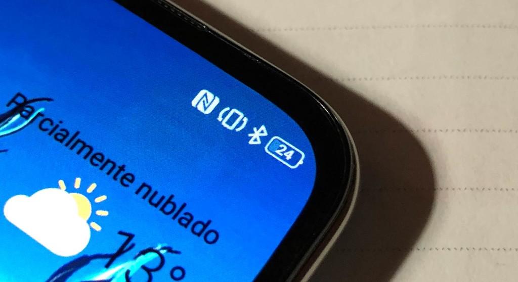 Cómo poner el porcentaje de batería en la barra de estado de tu pantalla