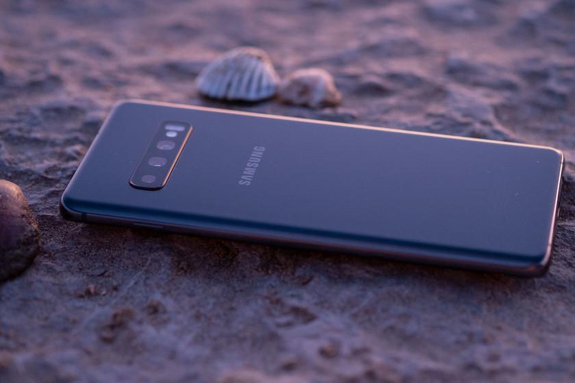 Samsung S10 Plus Corte Ingles