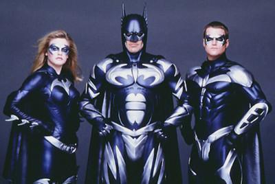 Las peores películas que he visto en una sala de cine: 'Batman & Robin'