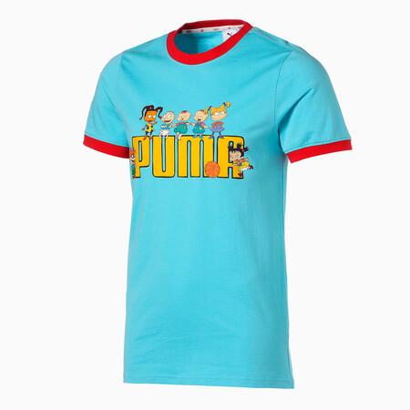 Puma X Rugrats Short Sleeve Men S Basketball Tee