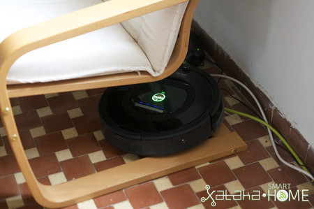 Roomba 770 análisis - 2