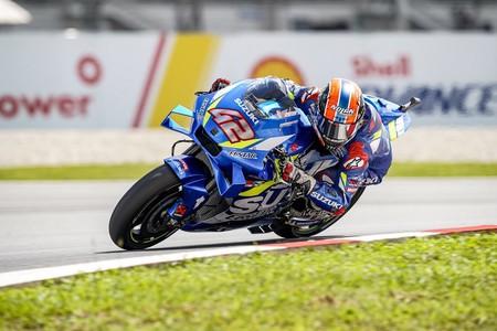 Rins Malasia Motogp 2019