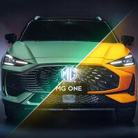 MG ONE, debuta el primer SUV inteligente de Morris Garages basado en su nueva plataforma Sigma