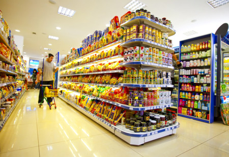 Sas Supermarket Interior 4