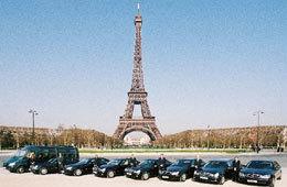 Etihad Airways, servicio de transfer de lujo en Paris CDG