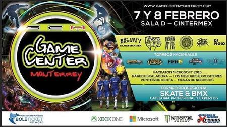 Game Center Monterrey contará con varios torneos y un hackathon en Febrero
