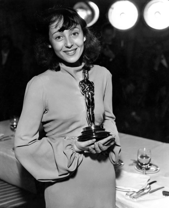 Luise Rainer En Los Oscar 1938