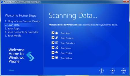 Una herramienta para ayudarte a migrar a Windows Phone