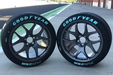 Los Goodyear Eagle F1 SuperSport serán los zapatos del CUPRA León e-Racer en el campeonato de coches eléctricos Pure ETCR
