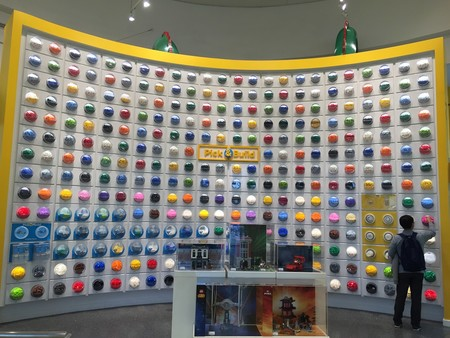 Pick A Brick Lego Store Mexico