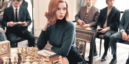Así de realistas son el ajedrez y las mentes prodigiosas en 'Gambito de Dama', de Netflix