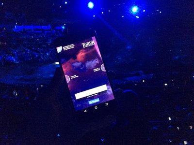Ver un espectáculo donde tu smartphone sea parte del show: la extraña apuesta de Cirque du Soleil y SAP