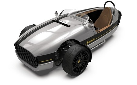 Vanderhall Venice Speedster: La verdadera definición de juguete para fin de semana en pista