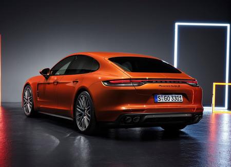 Porsche Panamera 2021 3