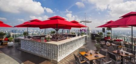 Ce La Vi Restaurant 600x281 590x276