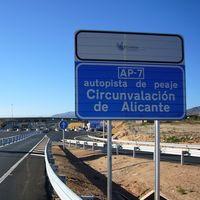 A partir del martes las autopistas rescatadas bajan un 30 % su precio y serán gratuitas en horario nocturno