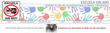 """""""Escuelas sin WiFi"""", la nueva campaña de la  ASANACEM para preservar la salud de los niños y trabajadores"""