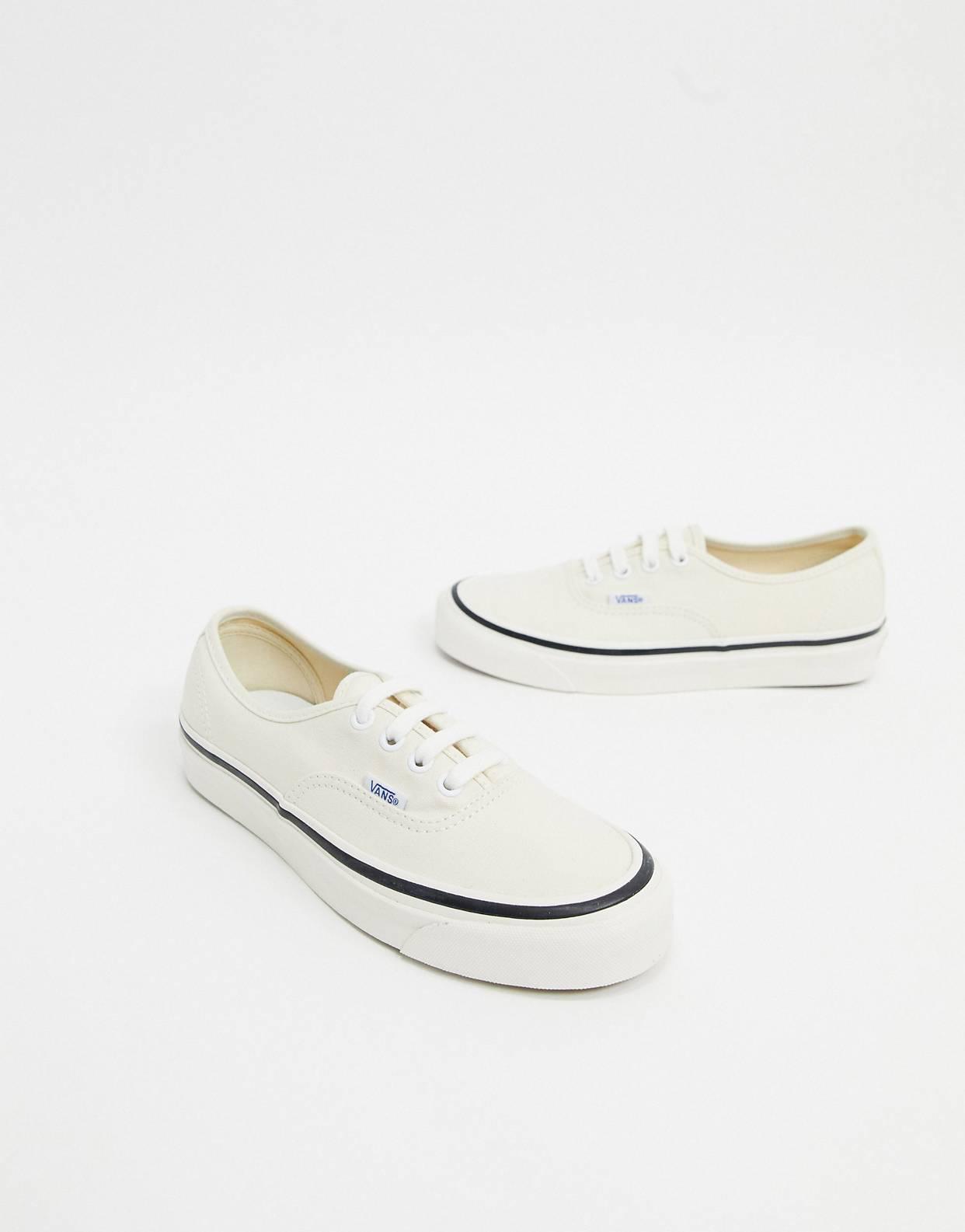 Zapatillas en blanc Anaheim Authentic 44 DX de Vans