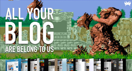 Completando videojuegos y Zeus pidiendo favores. All Your Blog Are Belong To Us (CCXXX)