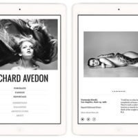 Richard Avedon en iPad, sobre Czuko Williams, fractales y más: Galaxia Xataka Foto