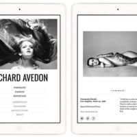 Richard Avedon en iPad, sobre Czuko Williams, fractales y más: Galaxia Xataka Foto