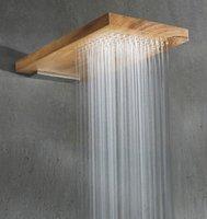 Terra Marique, cabezal de ducha de madera