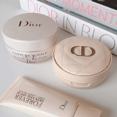 Comenzamos el año probando las preciosas novedades de maquillaje y cuidado de la piel de Dior