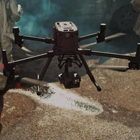 Matrice 300 RTK, el nuevo drone de DJI tiene 55 minutos de autonomía, rango de 15 km y cámara térmica