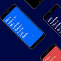 Before Launcher, un lanzador más minimalista en el que solo puedes añadir ocho apps