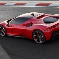 La producción del Ferrari SF90 Stradale se retrasa debido a la pandemia