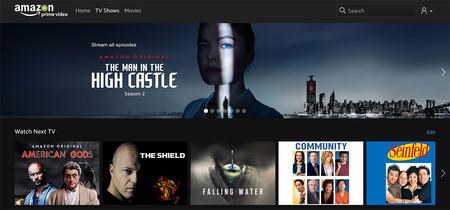 La aplicación de Amazon Prime Video en España ya está disponible en PS4
