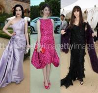 De Dior a Dior: la elección de las celebrities para la fiesta en Versailles