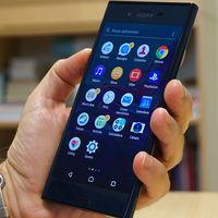 El Xperia XZ de Sony, con super cámara de 23 megapixeles, hoy tiene 170 euros de descuento