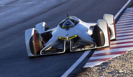 Así luce la aportación de Chevrolet al programa Vision GT de 'Gran Turismo 6'