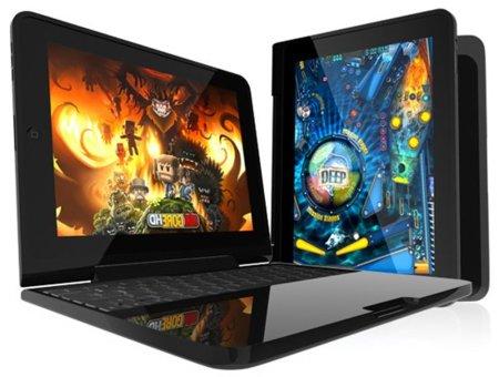 ClamCase, convierte al iPad en un Netbook