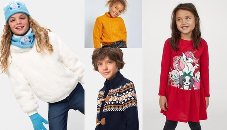 """Prendas de abrigo para niños bonitas y a buen precio que puedes encontrar en H&M, Primark, Kiabi y otras marcas """"low cost"""""""