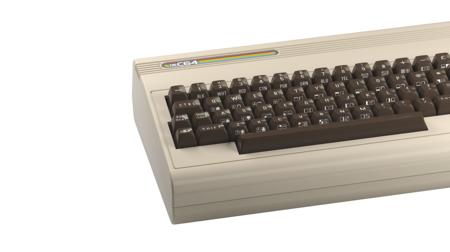 TheC64 resucita al Commodore 64 en tamaño completo, con un teclado funcional, 64 juegos y, por supuesto, BASIC