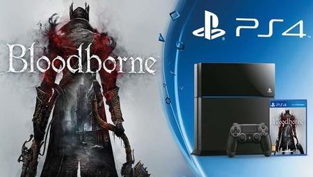 Bloodborne tendrá bundle con PS4 para Europa y un nuevo trailer