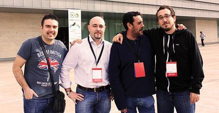 Codemotion 2014 Networking