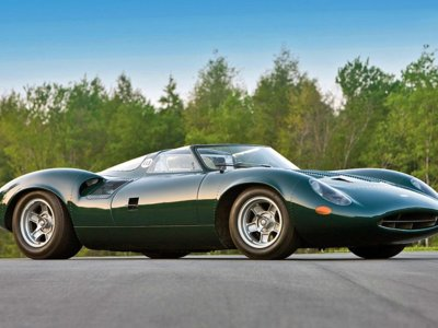 ¡Atiende! Jaguar ha registrado la denominación Jaguar XJ13 y podría fabricar 25 unidades