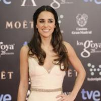 Macarena García apuesta por Roberto Cavalli Couture para los Premios Goya 2014