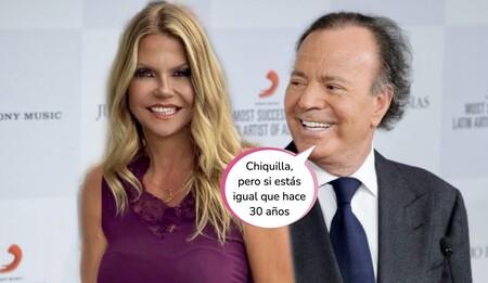 Julio Iglesias estuvo a punto de casarse con Makoke: la historia de amor jamás contada en Telecinco