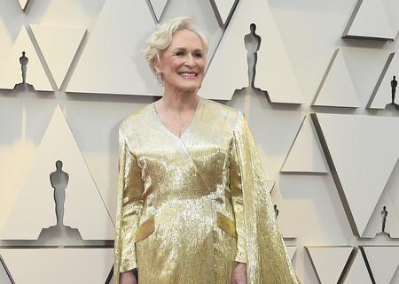 Premios Oscar 2019: Glenn Close o cómo vestirse de Oscar para, quizás, recibir la estatuilla de una vez por todas